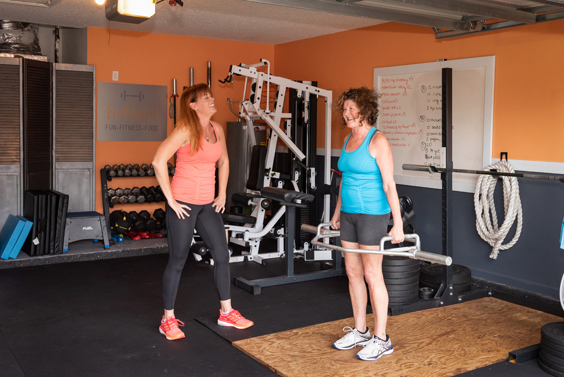 fitness coach - Fizikly Fit