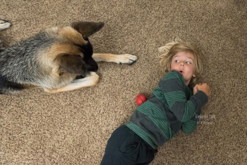 kids & pets photos