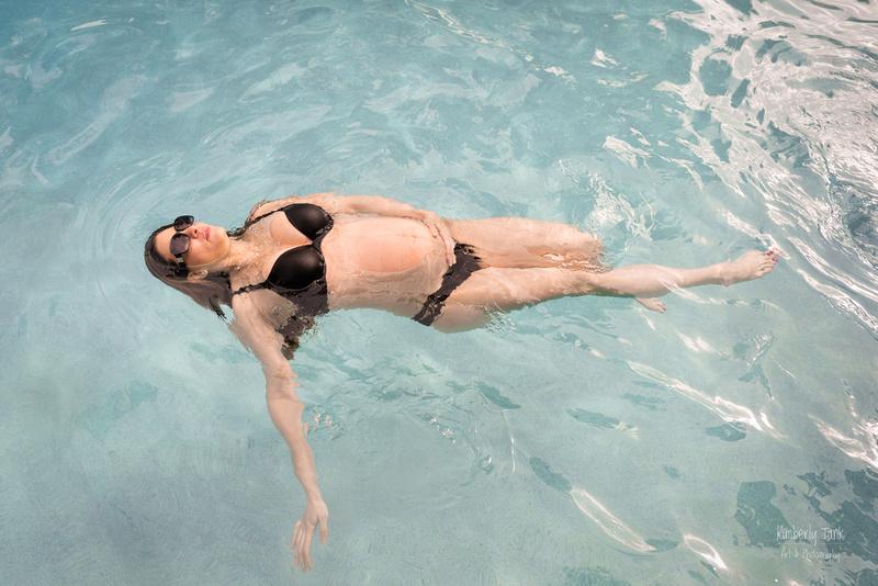 maternity pool photos