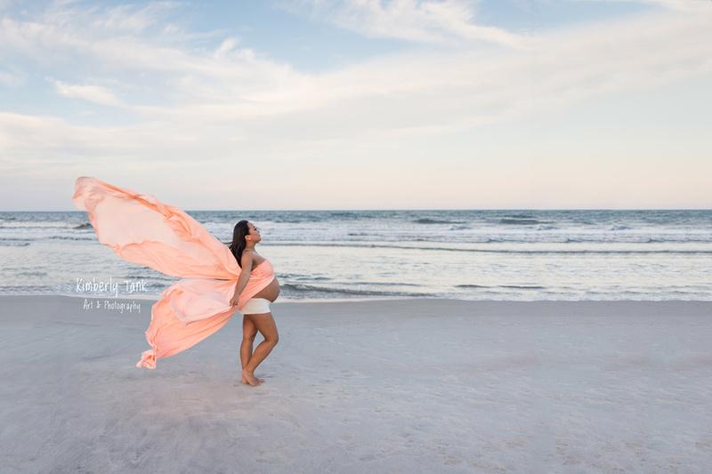 sunset beach maternity amelia island