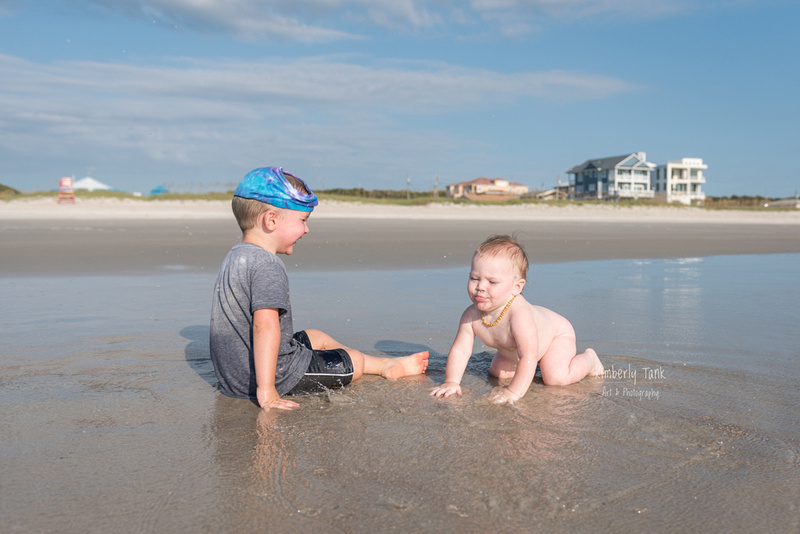 Fernandina Beach Baby Photographer