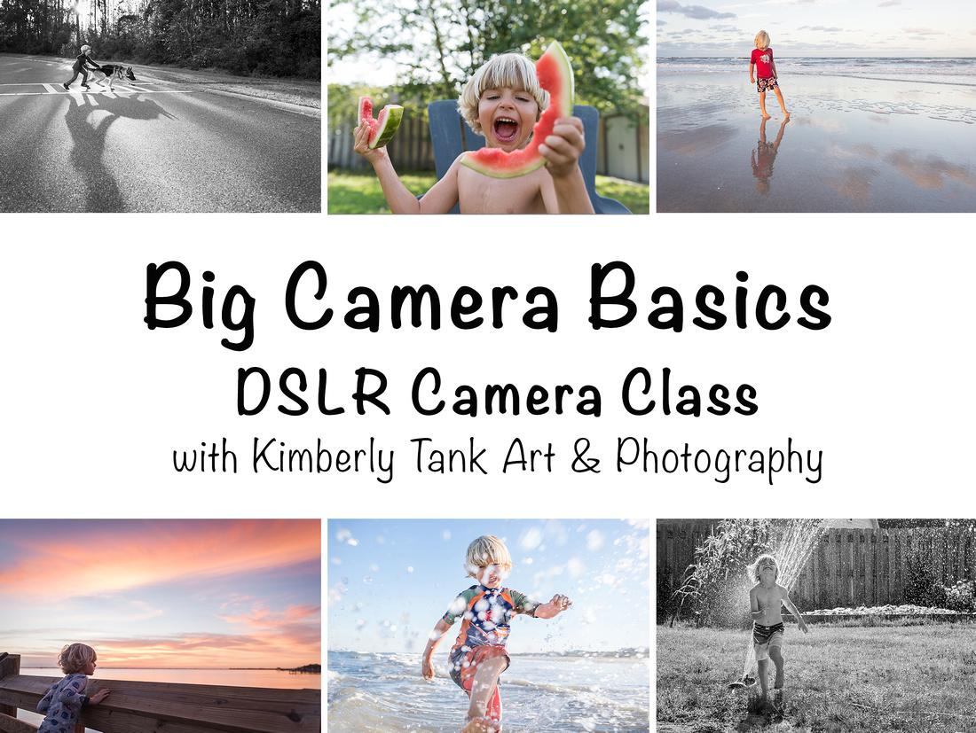 Learn from Award Winning Photographer Kimberly Tank